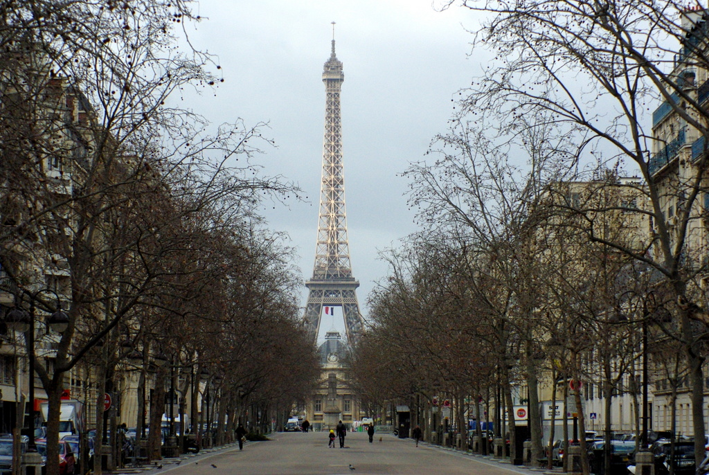 Avenue Saxe 03 © French Moments