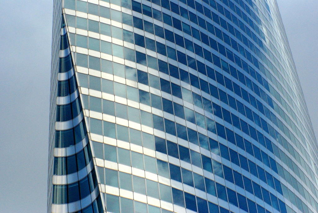 The EDF tower © French Moments