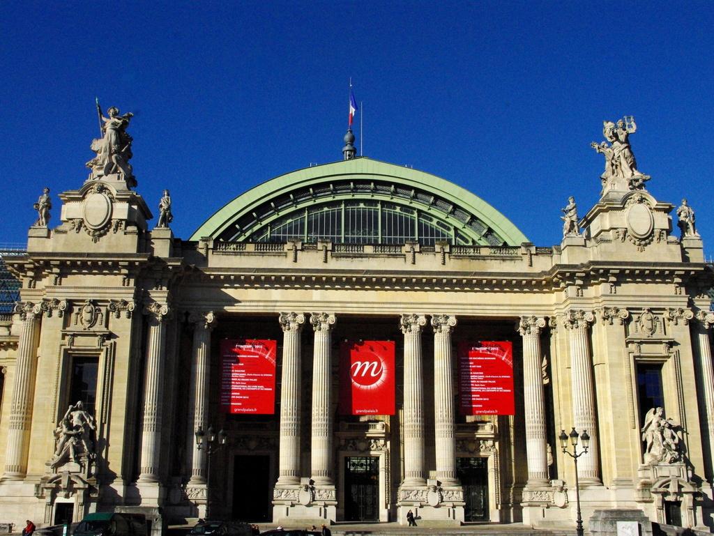 Grand-Palais Paris