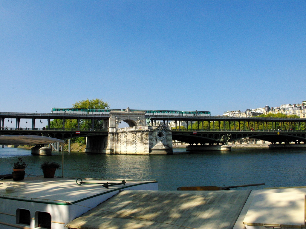 Pont de Bir-Hakeim 05 © French Moments