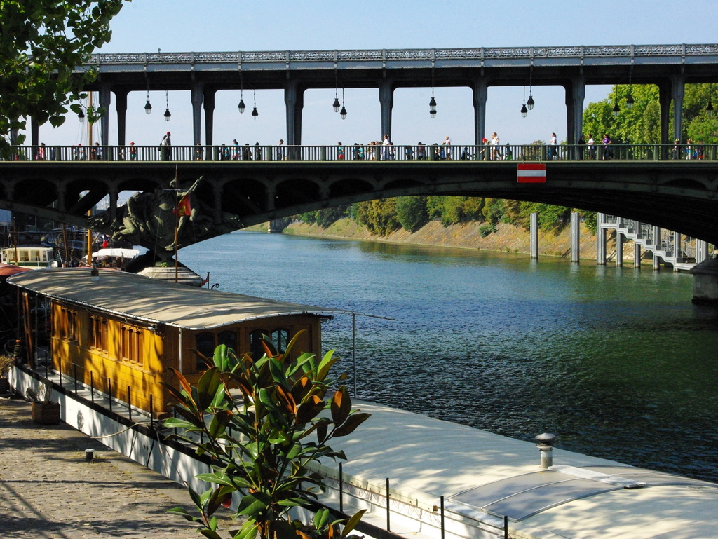 Pont de Bir-Hakeim 06 © French Moments