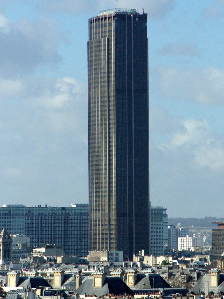 View of Tour Montparnasse, Paris © French Moments