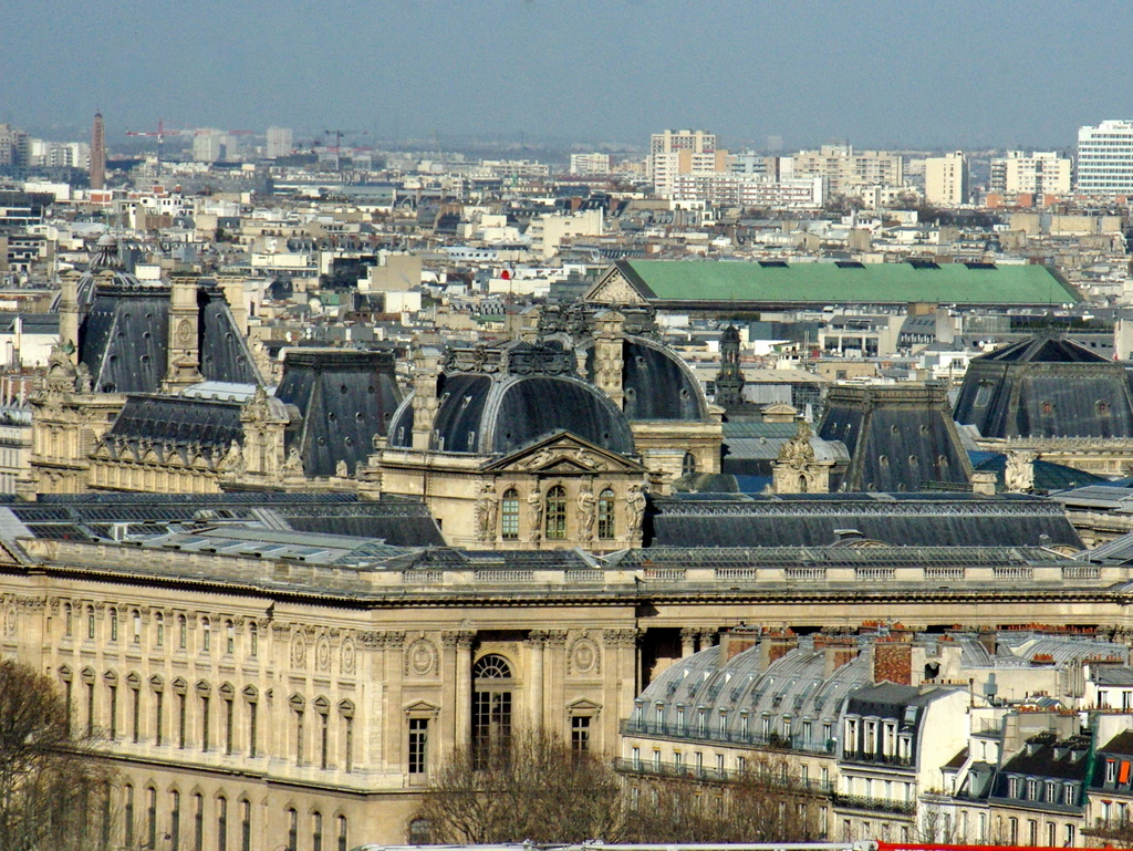 View of the Louvre, Paris © French Moments