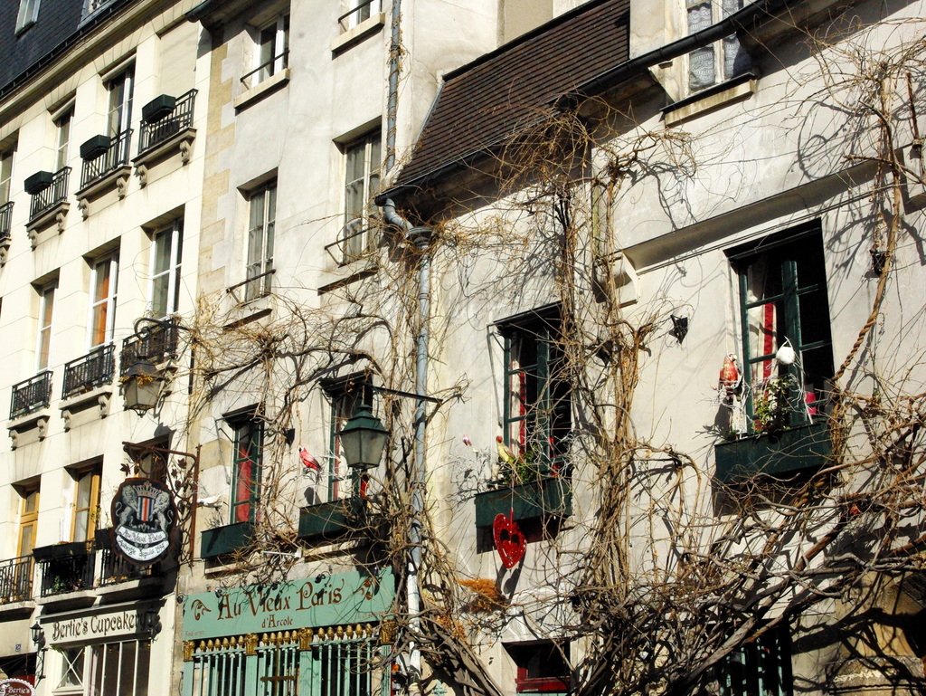 Yesteryear Paris © French Moments