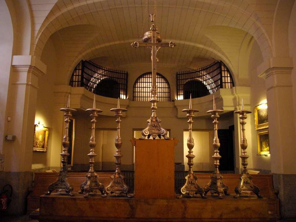 The Girondins' Chapel © French Moments