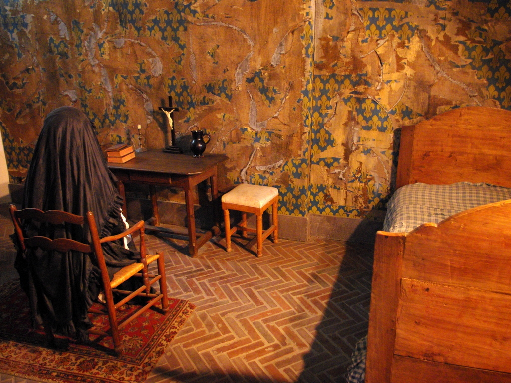 Marie-Antoinette's Cell © French Moments