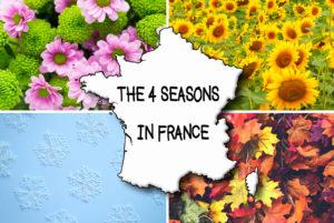 Seasons of the year in France © French Moments