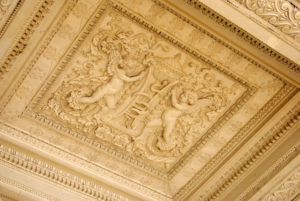 Chateau Maisons Laffitte Interior 14 copyright French Moments