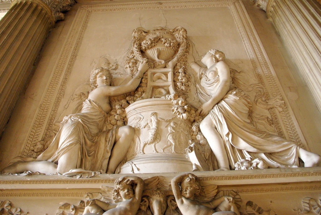 Chateau Maisons Laffitte Interior 16 copyright French Moments