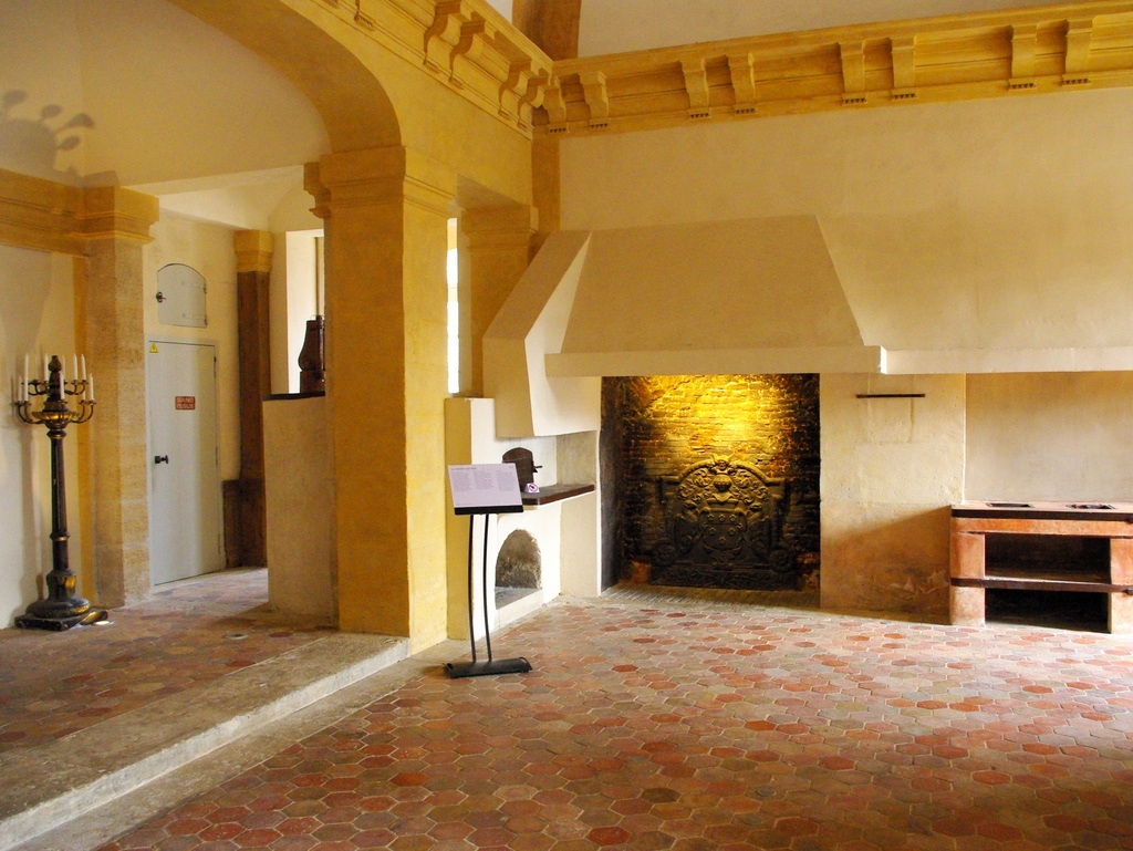 Chateau Maisons Laffitte Interior 22 copyright French Moments