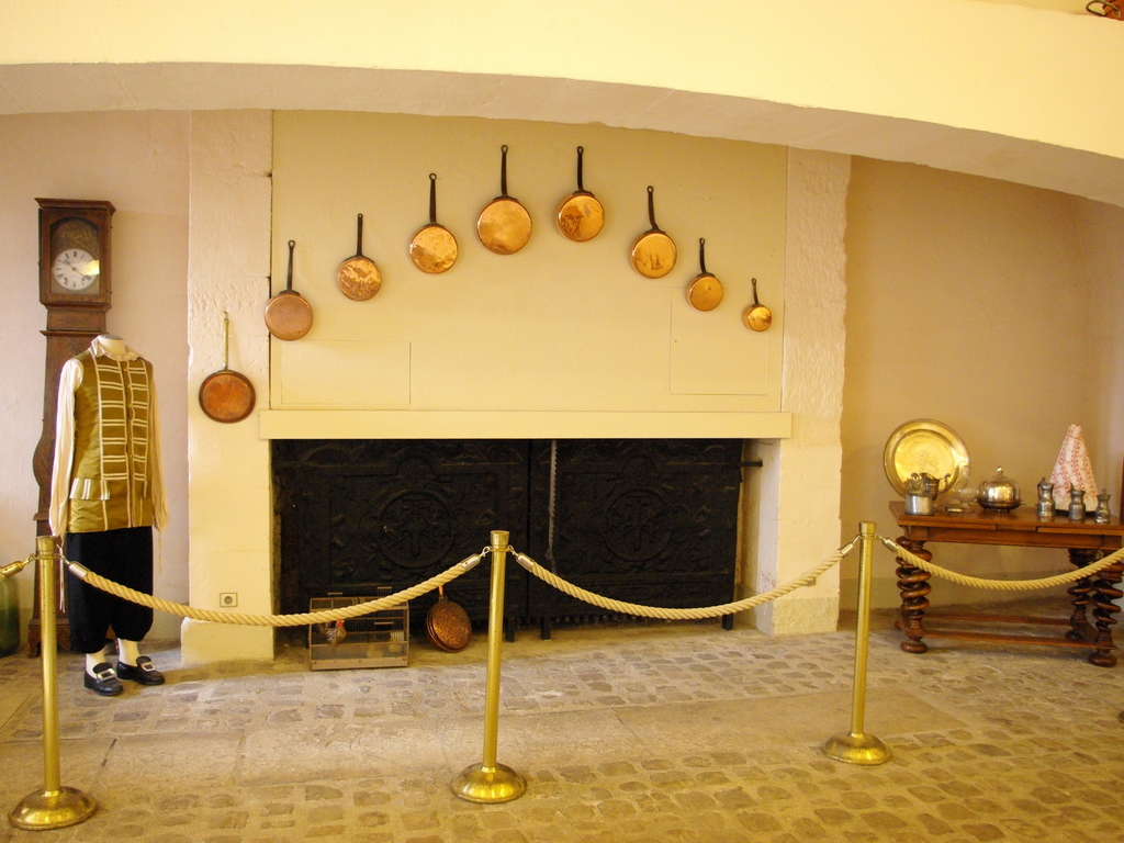 Chateau Maisons Laffitte Interior 24 copyright French Moments