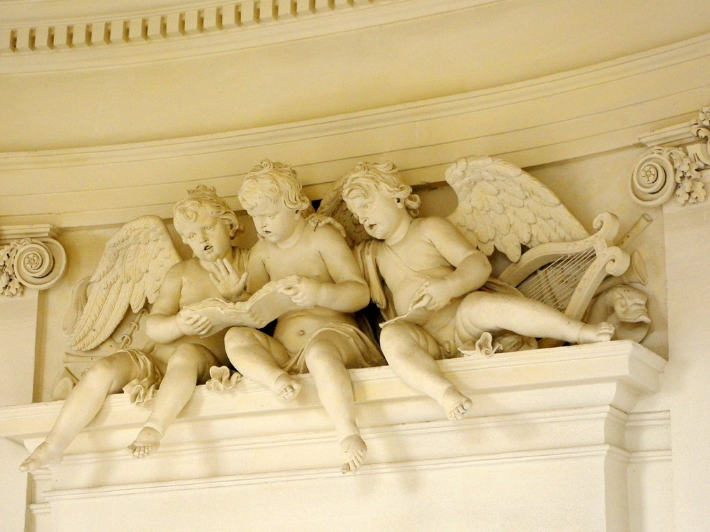 Chateau Maisons Laffitte Interior 26 copyright French Moments