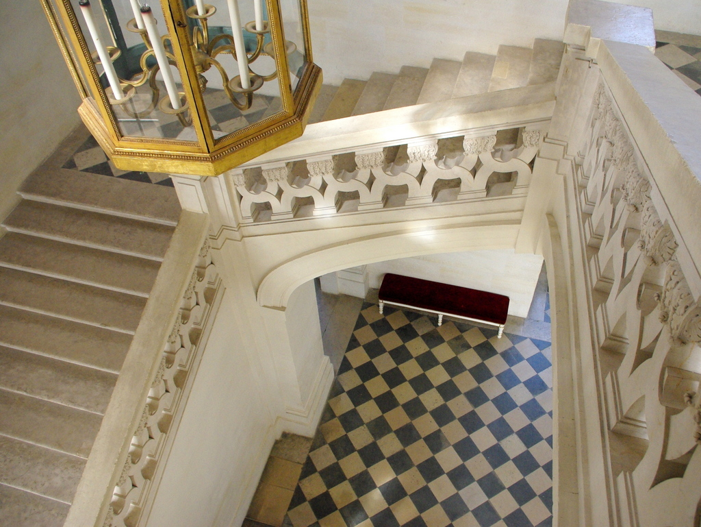 Chateau Maisons Laffitte Interior 28 copyright French Moments