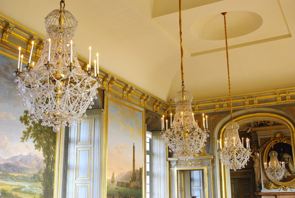 Chateau Maisons Laffitte Interior 30 copyright French Moments