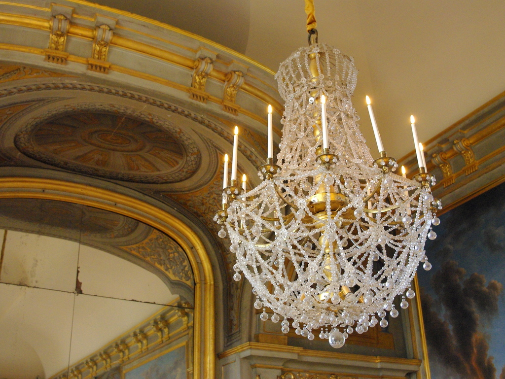 Chateau Maisons Laffitte Interior 32 copyright French Moments