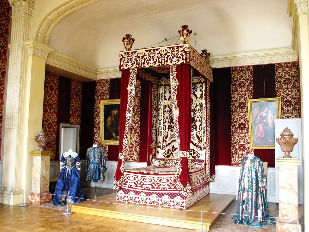 Chateau Maisons Laffitte Interior 36 copyright French Moments