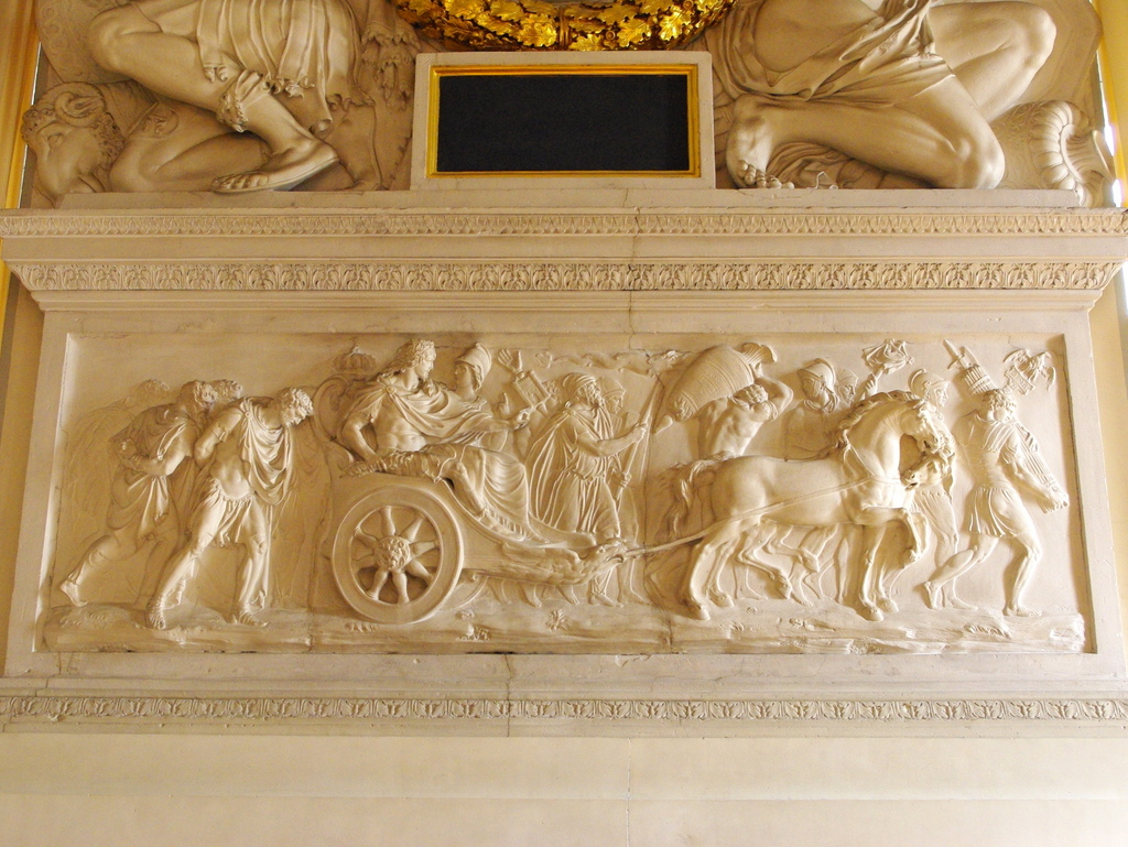 Chateau Maisons Laffitte Interior 4 copyright French Moments