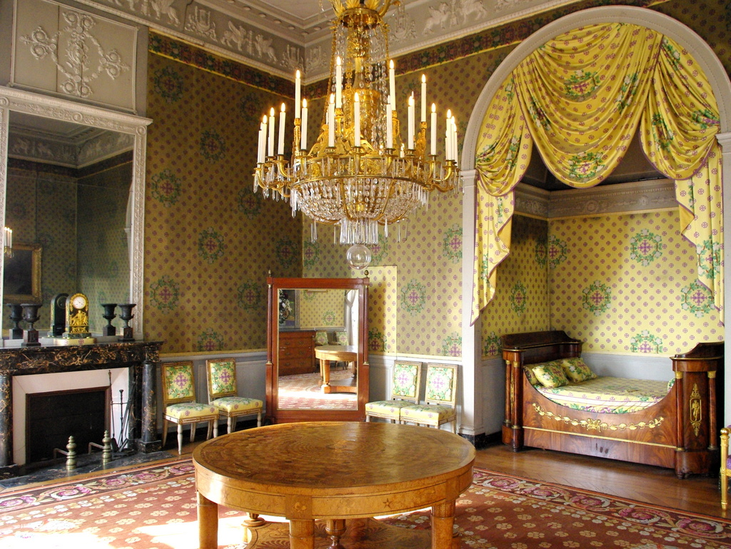 Chateau Maisons Laffitte Interior 40 copyright French Moments