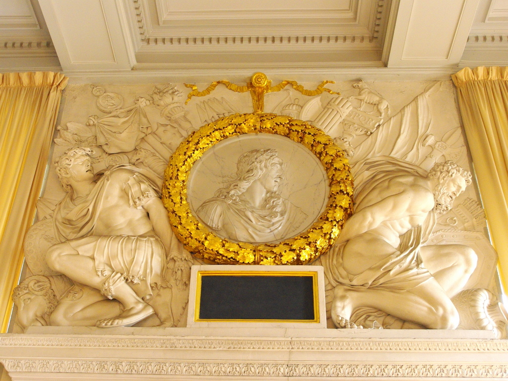 Chateau Maisons Laffitte Interior 5 copyright French Moments