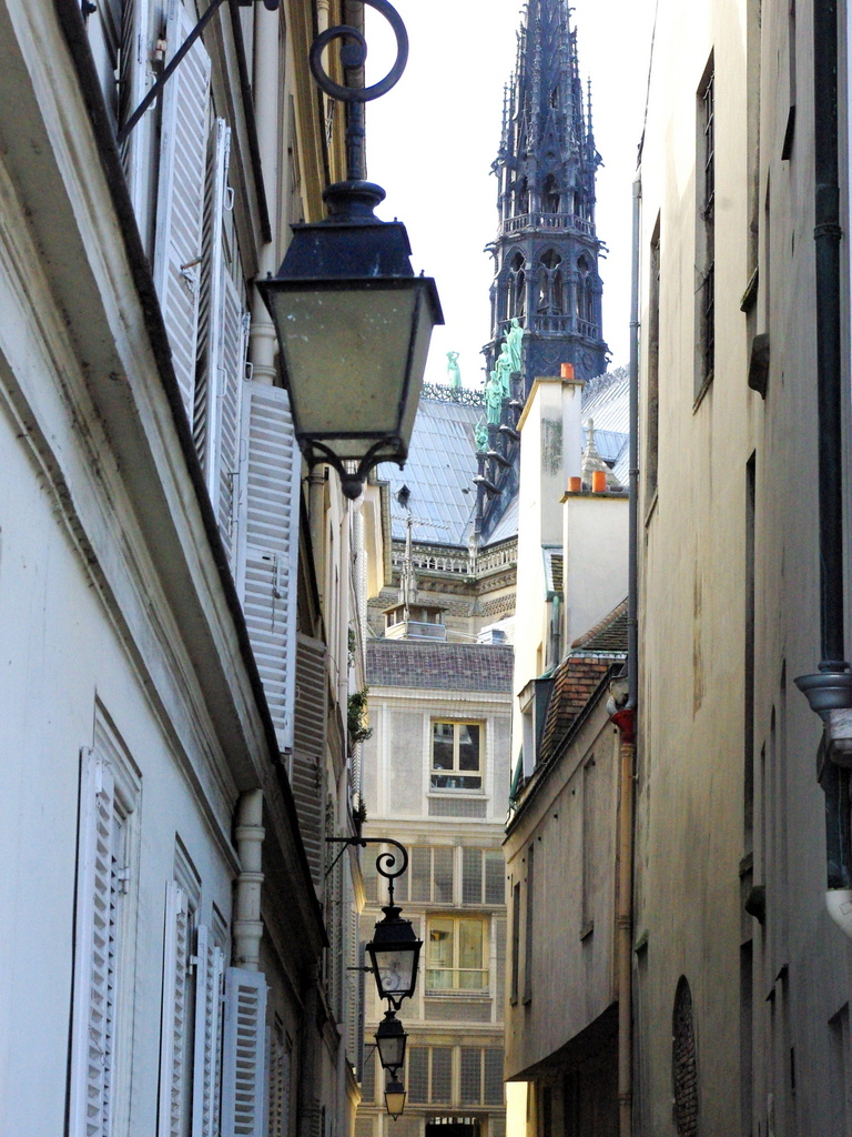 Rue des Chantres © French Moments