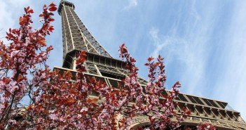 Spring at the Eiffel Tower 4 copyright French Moments