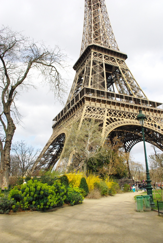 Spring at the Eiffel Tower 5 copyright French Moments