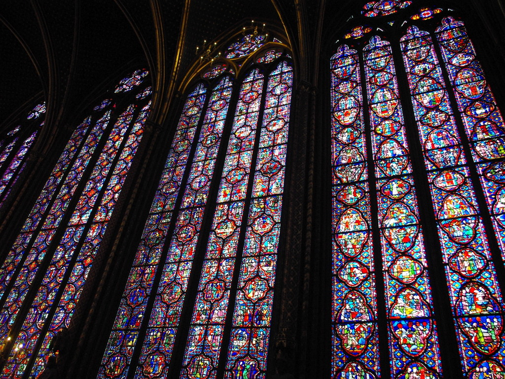 Upper Chapel of Sainte-Chapelle © French Moments
