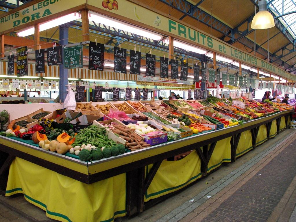 Market Maisons-Laffitte 05 © French Moments