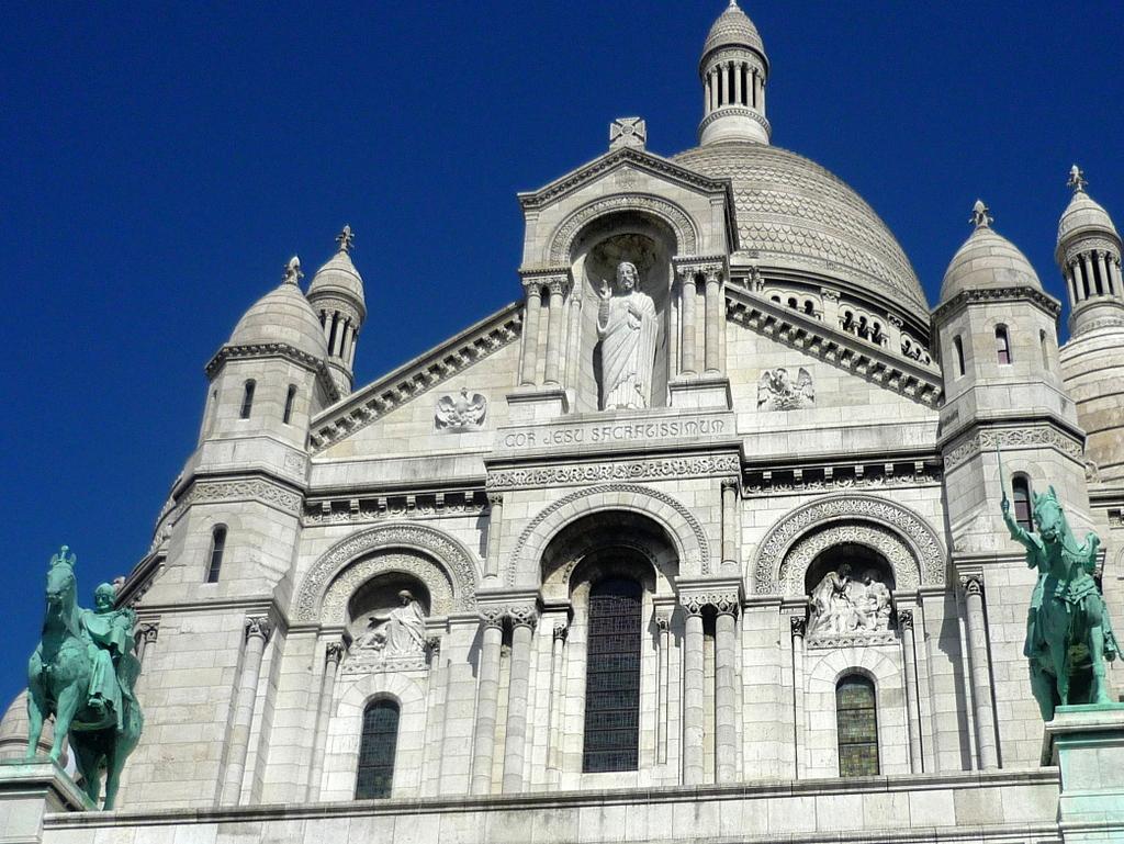 Sacré-Cœur Montmartre © French Moments - Paris 34