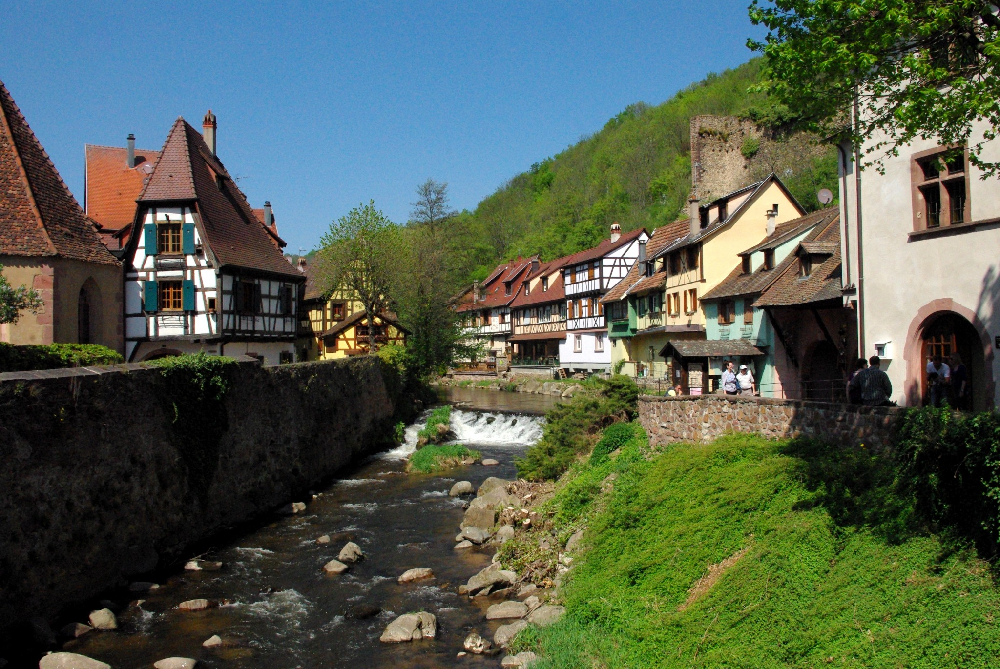 Kaysersberg in the Spring © French Moments
