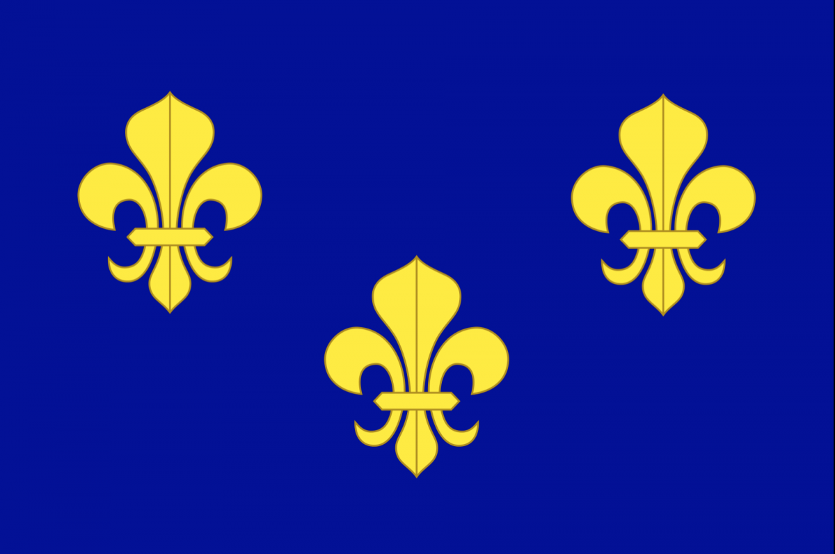 French Flag before 1790