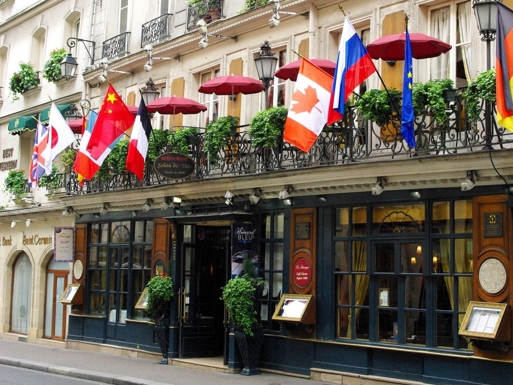 Café Le Procope © French Moments