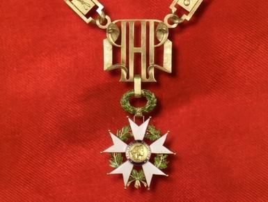 Grand collier de la Légion d'honneur