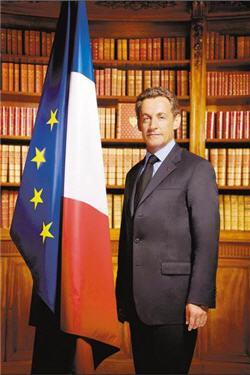 Nicolas Sarkozy © Documentation française