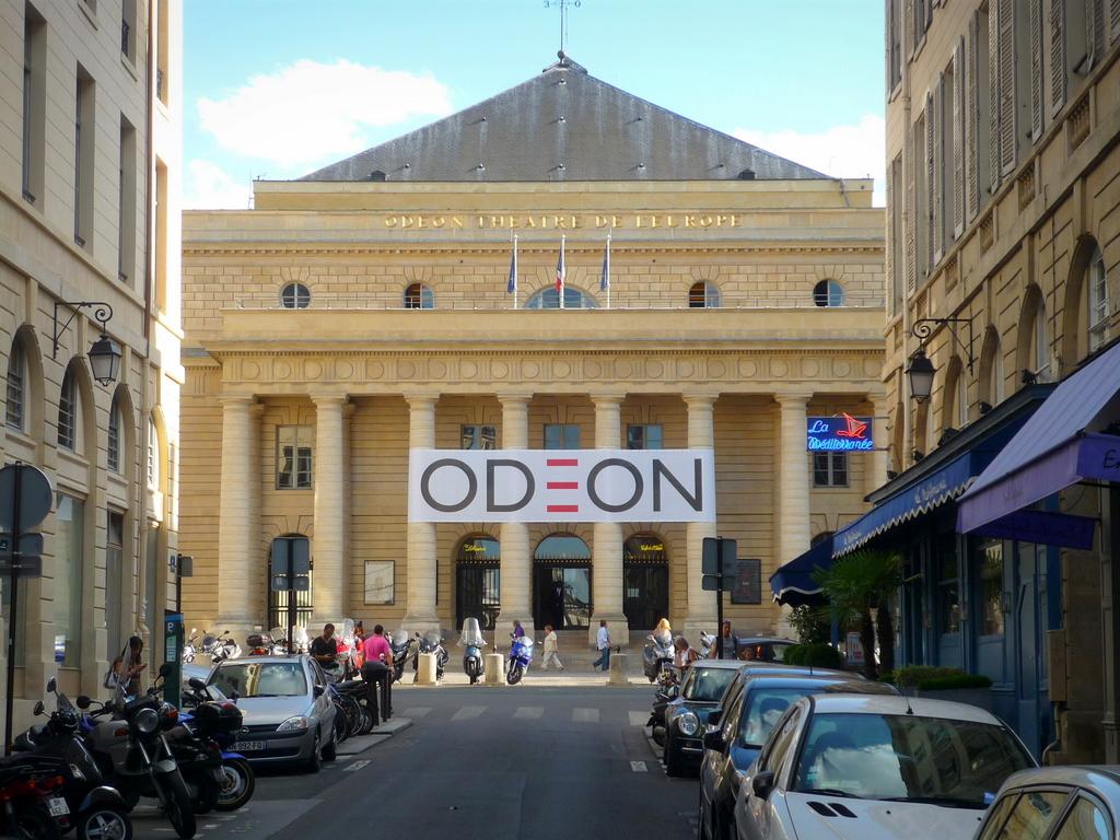 Odéon Theatre Paris © French Moments