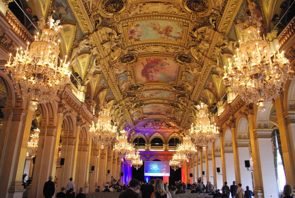 Paris CityHall  Salle des Fetes 27 copyright French