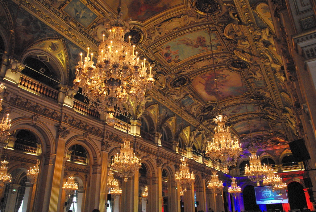 Paris CityHall  Salle des Fetes 31 copyright French