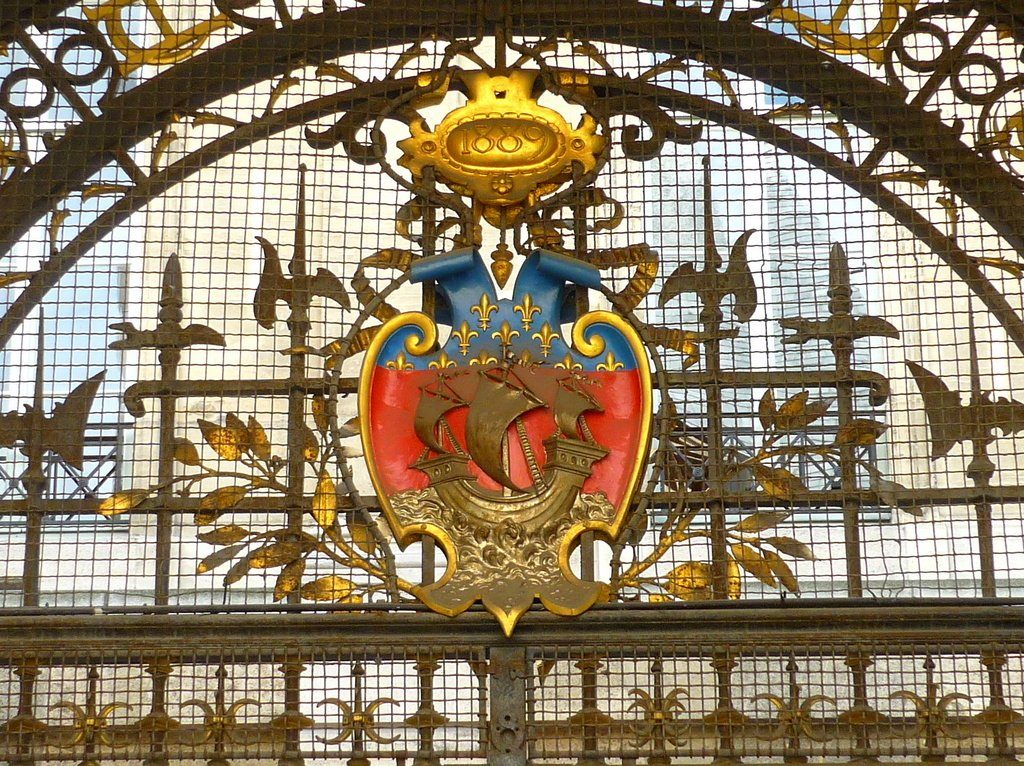 Paris Coat of arms at Carnavalet Museum © French Moments