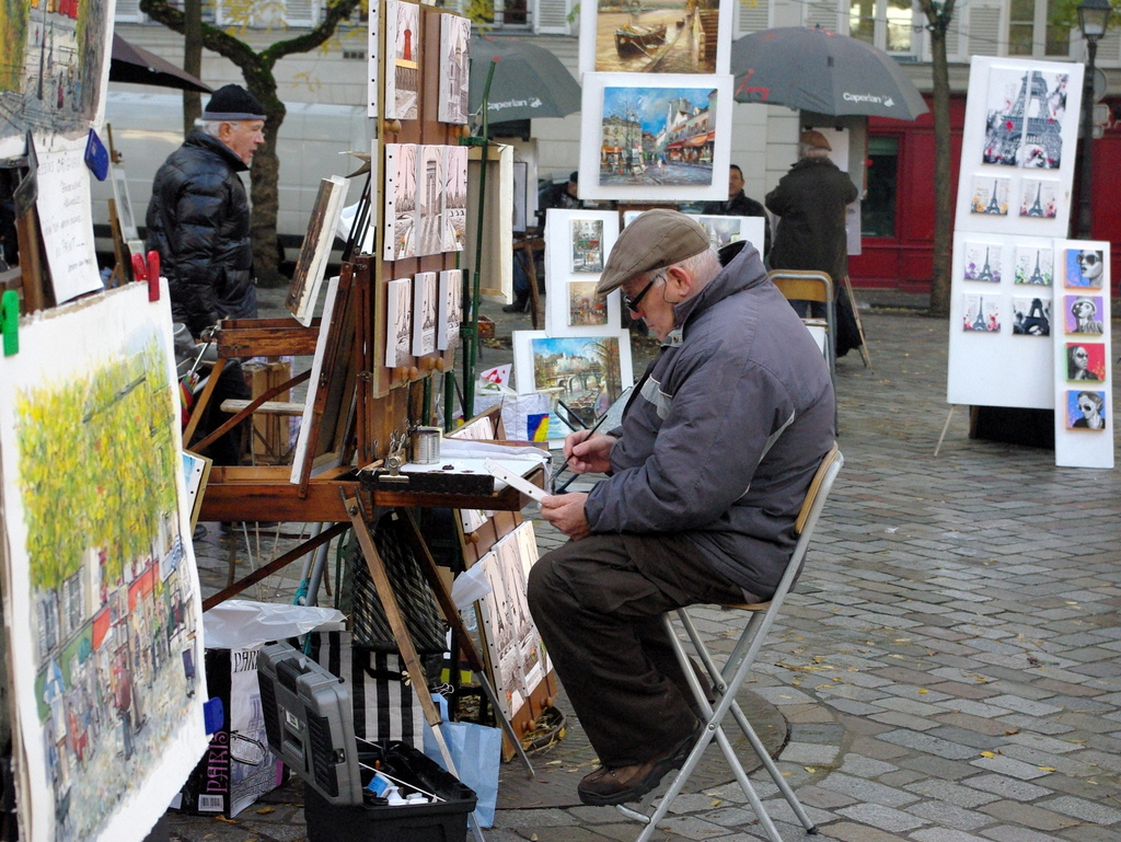 Place du Tertre 01 © French Moments