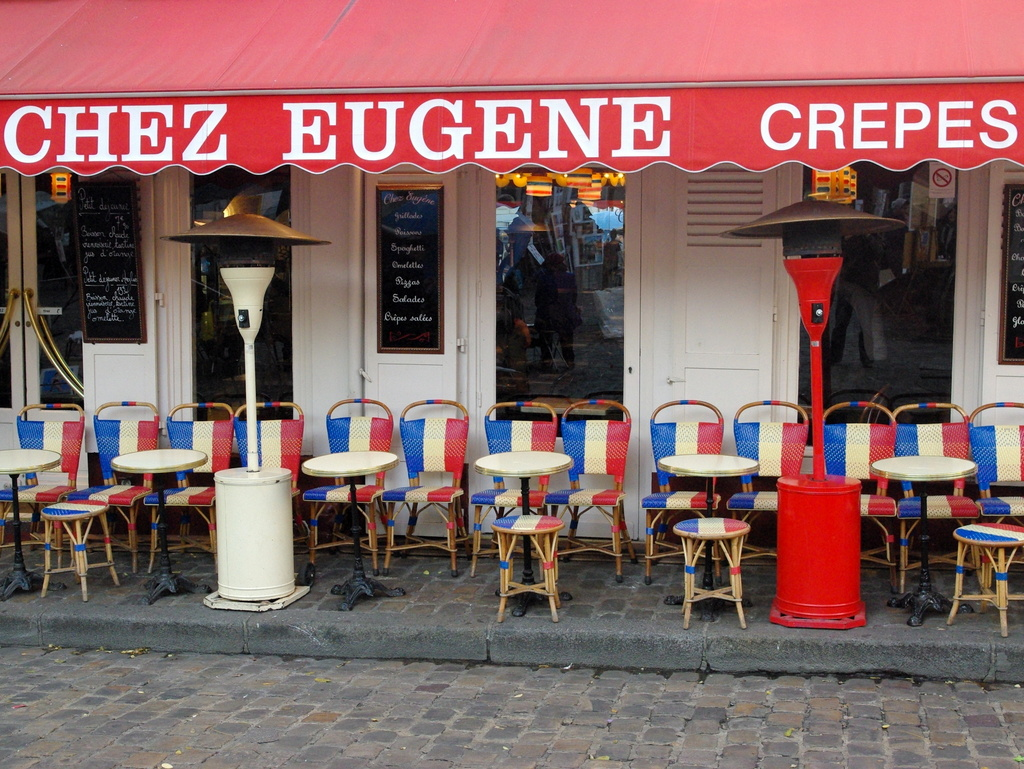 Place du Tertre 03 © French Moments