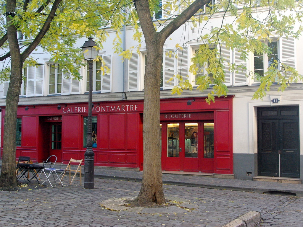 Place du Tertre 06 © French Moments