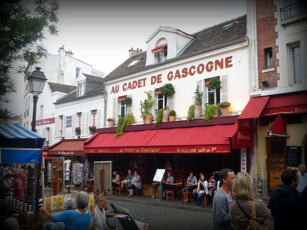 Place du Tertre 10 © French Moments