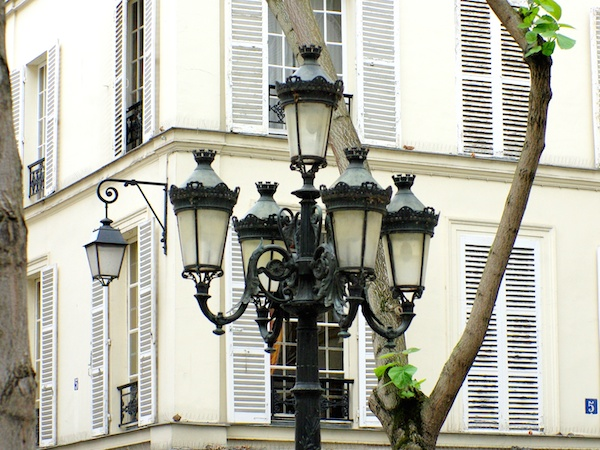 Rue de Furstemberg © French Moments