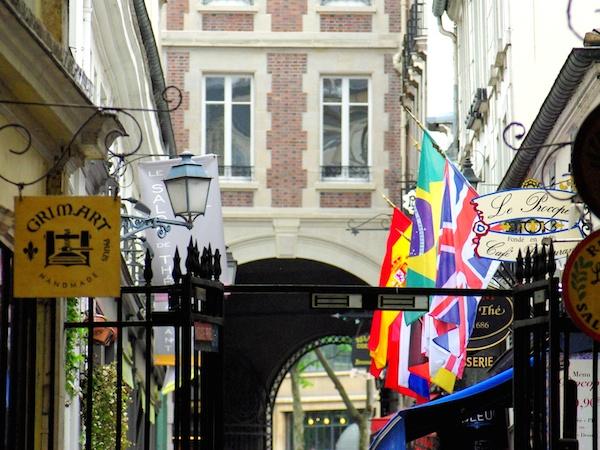 Cour du Commerce Saint-André © French Moments