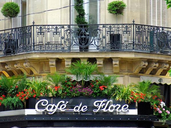 Café de Flore © French Moments