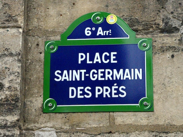 Saint-Germain-des-Pres 9 copyright French Moments