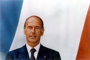 Valéry Giscard d'Estaing © La Documentation française. Photo Jacques-Henri Lartigue.