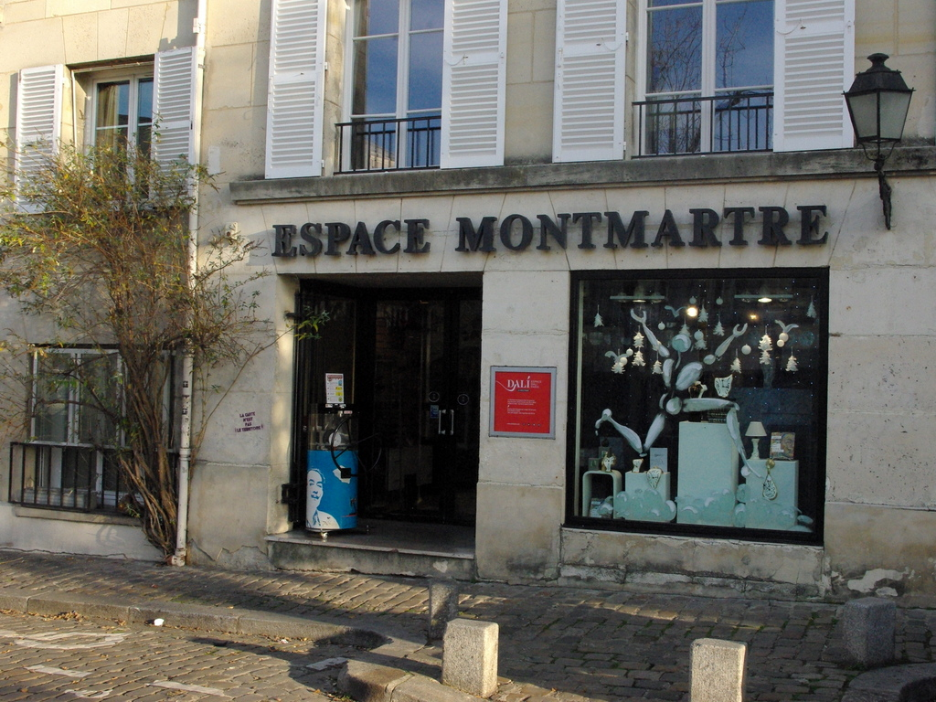 Espace Montmartre © French Moments