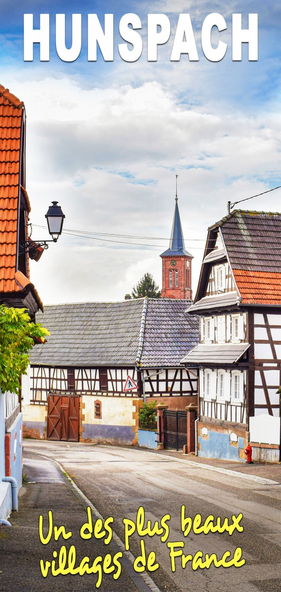 Discover Hunspach in Alsace © French Moments