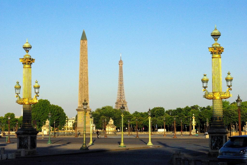 Place de la Concorde Paris June 2015 01 © French Moments
